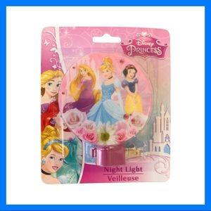 COPY - Disney Princess Night Light Brand New Seal…